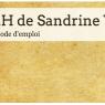 Le calepin RH de Sandrine Virbel